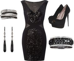 Cake and Stilettos: New Years Outfit Ideas