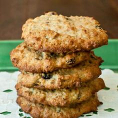 Banana-Oatmeal Cookies - The Best Healthy Cookie Recipes - Shape Magazine
