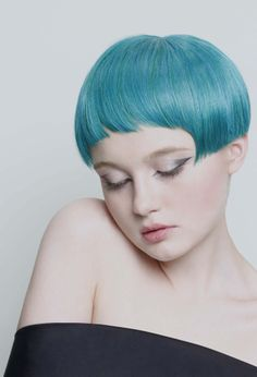 HITOSHI kawasaki - would you do this? #haircolor #beauty