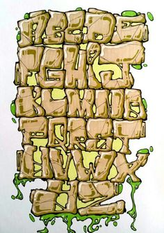 Graffiti Graffiti Text, Graffiti Lettering Fonts, Graffiti Doodles, Graffiti Pictures, Best Graffiti, Graffiti Drawing, Graffiti Painting, Street Art Graffiti, Graffiti Artists
