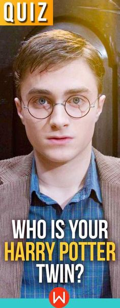 Quiz: Who Is Your Harry Potter Twin? - Women.com