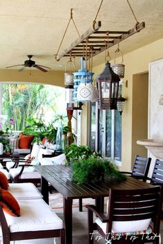 Salvage Savvy: Weekly [P]inspiration: Outdoor Ideas