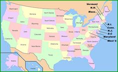 image map of united states choose state from map below or alphabetical list below the
