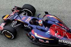 Max Verstappen   Toro Rosso STR10   Pre-season testing Jerez