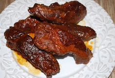 Lucy's Ladle: Slow Cooker Boneless Pork Ribs