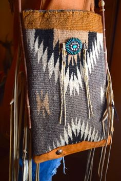 """boho"" bag  santafescoutcollection.com"