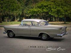 What if... 1958 Opel Kapitän Sport Coupe