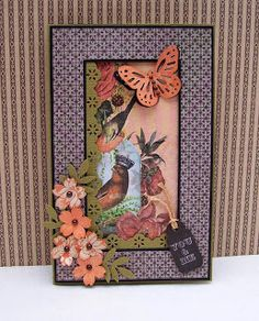 Artfull Crafts - made using August's Curiosity collection, from Kaisercraft Craft Projects, Projects To Try, Elegant Designs, Craft Cards, Heartfelt Creations, Curiosity, Crafts To Make, Handmade Cards, Card Making