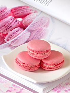 Featured on Yummly, Delicate French Macarons You Can Make For Yourself           It is another long, bright and sunny day of May. The ki...