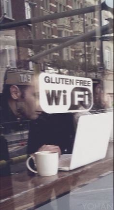 gluten free... - (wifi)(laptop)(cafe) - #glutenfree #wifi #laptop #cafe
