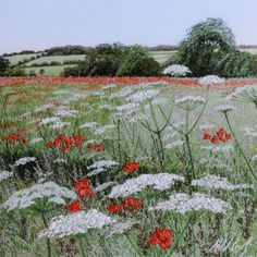 Stitched prints from Alison Holt BA - Artist