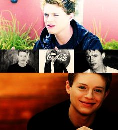 Sean Berdy ❤❤❤❤❤ he is so georgous Emmett Bledsoe, Emmett And Bay, Sean Berdy, Switched At Birth, Marriage Material, Remember The Name, I Want To Know, Perfect Couple, Film Music Books