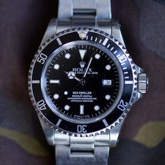 Rolex 1992 ref. 16600. Probably the most perfect watch. Wearing one right now