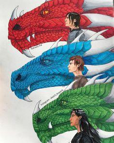 Vgm is dit van Eragon Fantasy Movies, Fantasy Books, Fantasy Characters, Fantasy Art, Eragon Fan Art, Dragon Eye Drawing, Eragon Saphira, Inheritance Cycle, Christopher Paolini