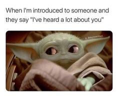 Latest funny memes collection of the day. Check these top 40 funny memes that'll make you laugh every single time. Funny As Hell, Stupid Funny, Funny Cute, Really Funny, Funny Stuff, Funny Things, Awesome Stuff, Yoda Meme, Yoda Funny