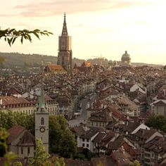 Switzerland - Canton of Berne - Old City of Berne - ©OUR PLACE / GEOFF MASON.