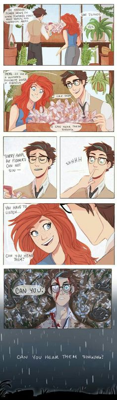 I thought they were James and Lily Potter.