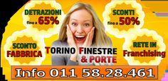 TORINO FINESTRE Infissi e serramenti in PVC Torino. Prezzi online