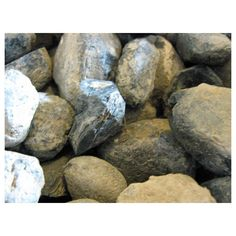 Idaho Obsidian Nodules  25 Pounds Of Natural Ready To by HomeIdaho
