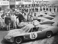 In 1965, the design team led by Richard Bouleau came up with the new Alpine M65, which saw aerodynamics coming to the fore.