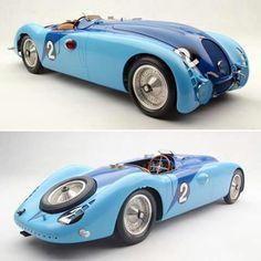 Bugatti Type 57G Tank, Le Mans 1937