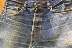 Fade-of-the-Day---Levi's-501-STF-(2-Years,-2-Washes,-2-Soaks)-front-top