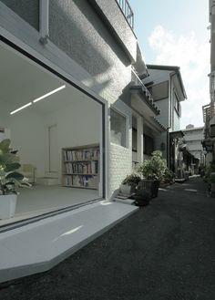 Casa para la instalación, en Osaka