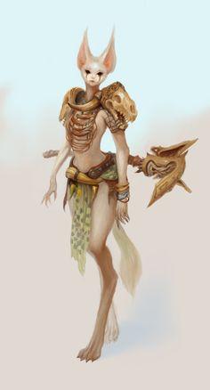 furry shaman