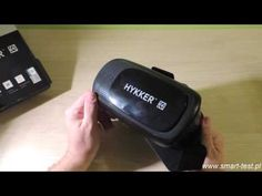 HYKKER VR GLASSES 3D - gogle VR w Biedronce - test / recenzja