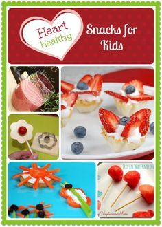 Actual healthy snacks that do not rely on processed food