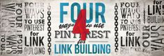 5 Ways to Use Pinterest to Build Links & Blogger Relationships #pinterest