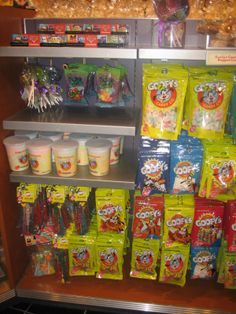 Great use for Disney Dining Plan Snack Credits - Souvenirs