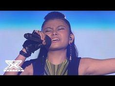 Marlisa Punzalan: Try - Live Show 7 - The X Factor Australia 2014 - YouTube