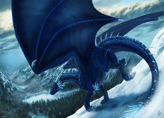 Dragon Armor, Ice Dragon, Fantasy Creatures, Mythical Creatures, Cool Dragons, Dragon Pictures, Animal Pictures, Riding Helmets, Deviantart