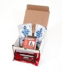 Guardian Survival Gear Guardian 1 Day Box Survival Kit