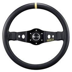 Sparco Steering Wheel - Competition - R215 UNIVERSAL - Mueller Motorwerks LLC