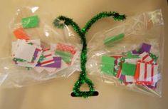 Zip Bag Butterflies: Crafts for Kids. Lessons and Activities for children in kindergarten to grade 12: KinderArt ®