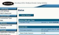 Belkin - Default Router Password & Settings #Default #Router #Password #Settings
