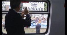 el blog de josé rubén sentís: un cartel desde la ventanilla del tren