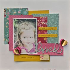 6x6 Kidlet Stack and photo printed on fabric adhesive paper stack