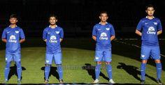 Chonburi FC 2016 Nike Home and Away Football Kit, Soccer Jersey, Shirt