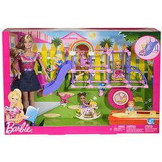 Barbie I Can Be Nursery School Teacher Play Set