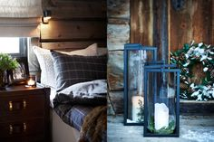Hytte Bjorli 2 Log Homes, My Dream, Honey, Cottage, House Design, Cabin, Throw Pillows, Interiors, Dreams