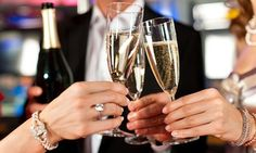 Groupon - Champagne Flights and Appetizers for Two, or Bottle with Apps and Desserts at The Bubble Lounge (Up to 50% Off) in Tribeca. Groupon deal price: $60