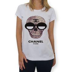 Camiseta Chanel Paris de @fulaninha | Colab55