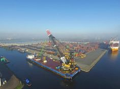 Joint venture opens offshore base
