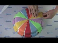 How To: Cover & Decorate a Cake in Fondant..Super Cute!