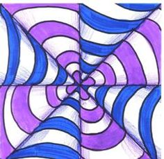 5th Grade Op Art | Art Inspirations