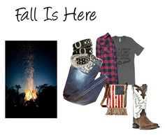 """""""Fall Is Here"""" by geordon-countrystyles ❤ liked on Polyvore featuring M&F Western and Miss Me"""