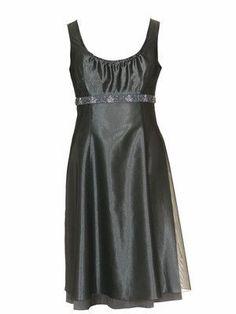 Kleid - Unterkleid - Gürtel mit Borte